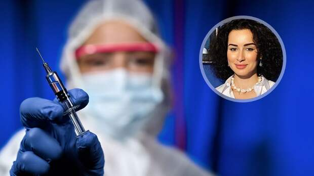 Канделаки призвала россиян прививаться от гриппа: «Не верите нашим специалистам — посмотрите на запад»