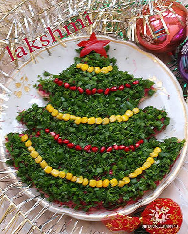 Новогоднее украшение блюд13 (386x480, 122Kb)