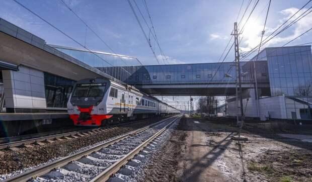 МЦД-4 соединит почти все городские вокзалы – Собянин