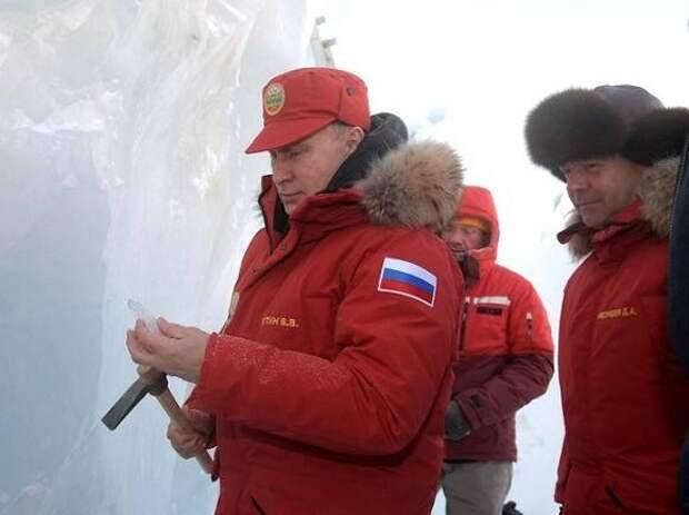 The Nihon Keizai Shimbun: Япония призвала к сдерживанию России в Арктике
