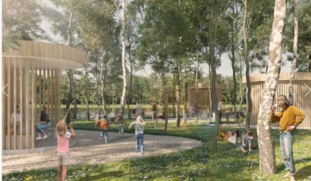 Обустройство парка «Покровское-Стрешнево» обсудят с местными жителями