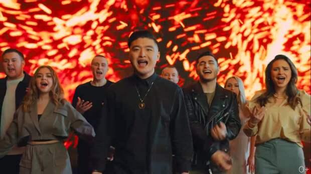 Матвиенко с блогерами записал кавер на песню «Любэ» про Родину-мать