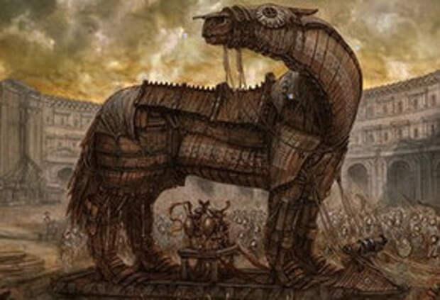 Троянский конь уже в ЕС
