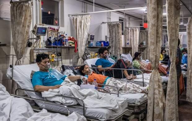 На фоне коронавируса Индию атакует другая серьезная инфекция – BBC