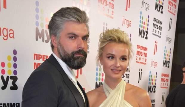 «Спектакль окончен»: муж Гагариной сделал заявление после подачи документов на развод