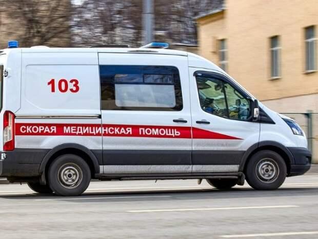 Мужчину зверски избили в гостинице Ritz в центре Москвы