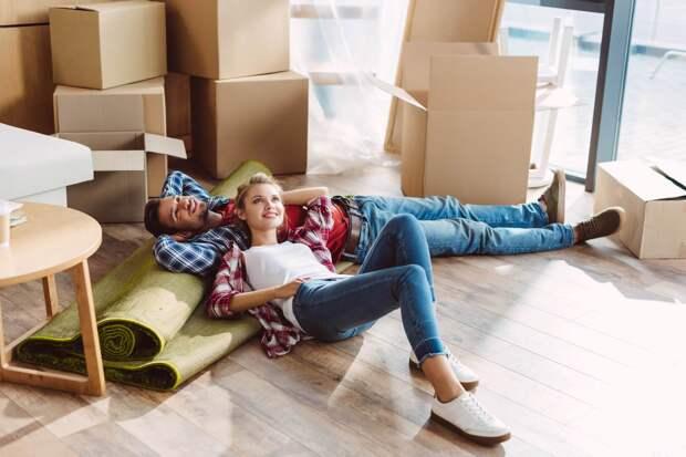 Опрошенные россияне рассказали о квартире своей мечты