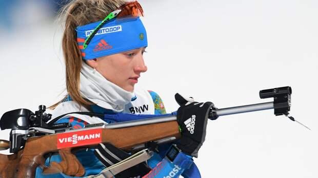 Россиянки провалились в спринте на ЧМ: Миронова с ужасной стрельбой пролетела даже мимо завтрашнего пасьюта