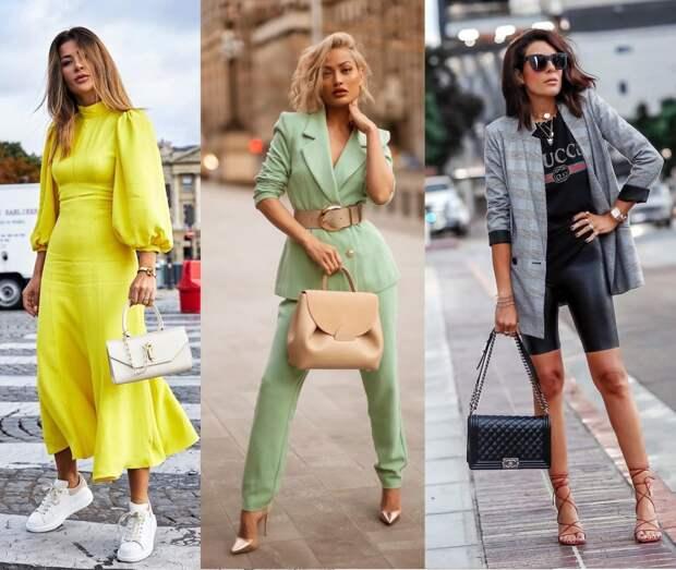 Тренды одежды сезона 2021-2022: выбираем модные силуэты, стили и оттенки