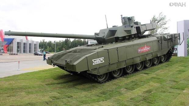 NI спрогнозировал исход боя «Арматы» с американским танком M1 «Абрамс»