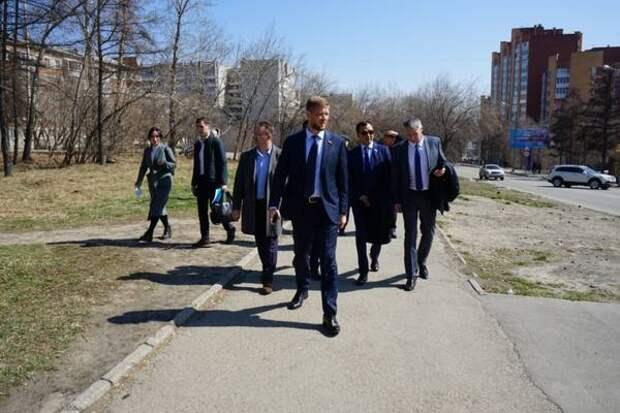 Евгений Стекачев: В Иркутске появится самая большая игровая площадка