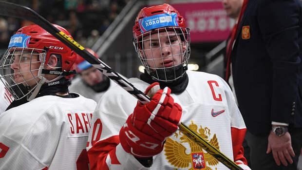 Россия обыграла Финляндию и встретится с Канадой в финале ЮЧМ-2021