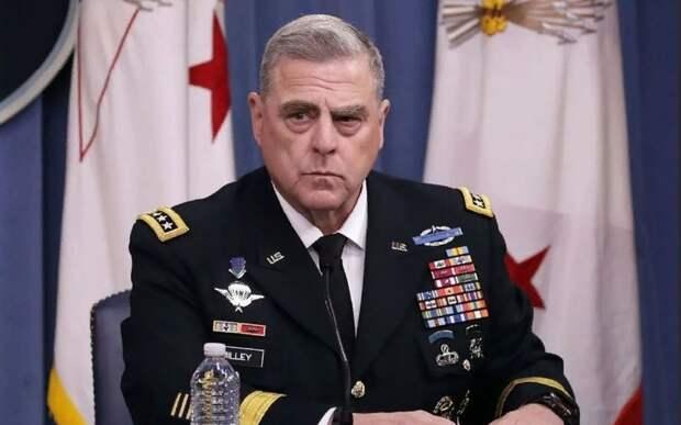 Американский генерал назвал Китай угрозой военному господству США в мире