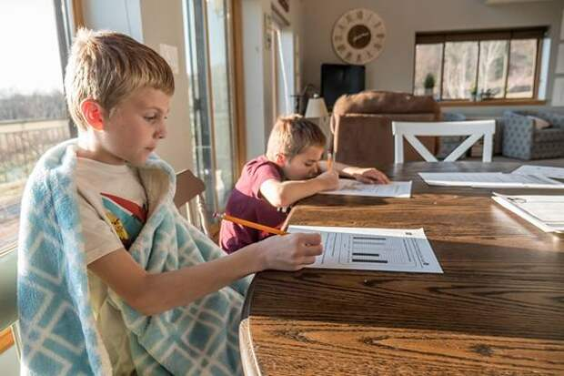 Учеба без школы. Плюсы иминусы домашнего образования напримере пяти семей