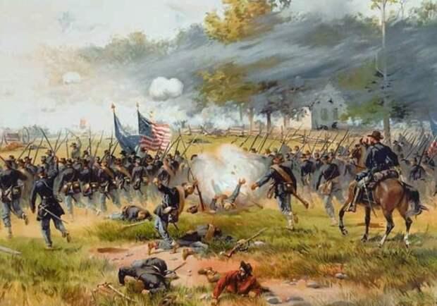 К 160-летию с начала Гражданской войны в США: некоторые предпосылки