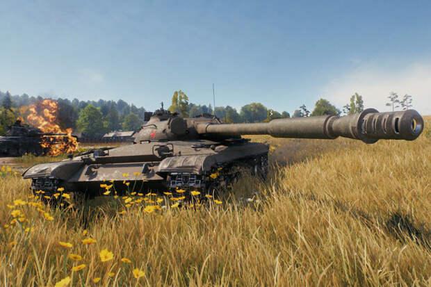 Тачка для танкиста