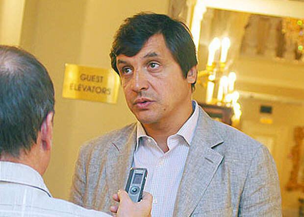 Валерий КАМЕНСКИЙ: Всегда знал, что вернусь и буду в России работать