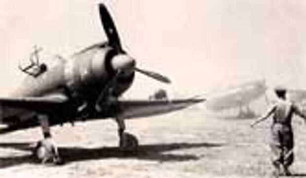 Самолет Reggiane Re.2002