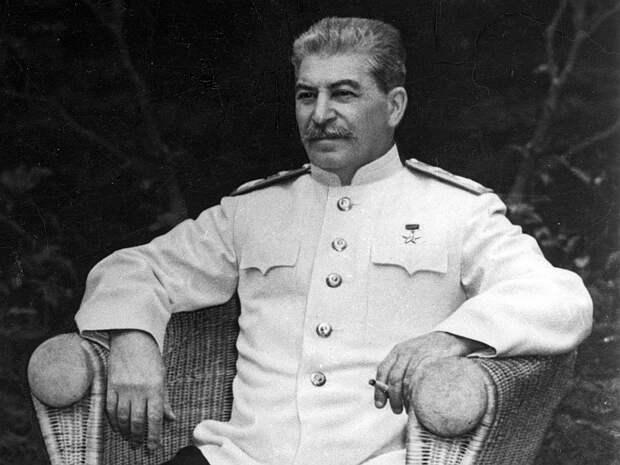 Иосиф Сталин // фото: Global Look Press