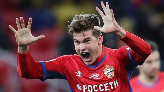 «Ганновер» не будет выкупать Бийола у ЦСКА. Клуб хочет продлить аренду игрока