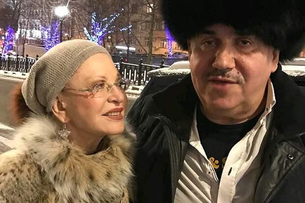 Станислав Садальский объявил, что женится на Людмиле Максаковой