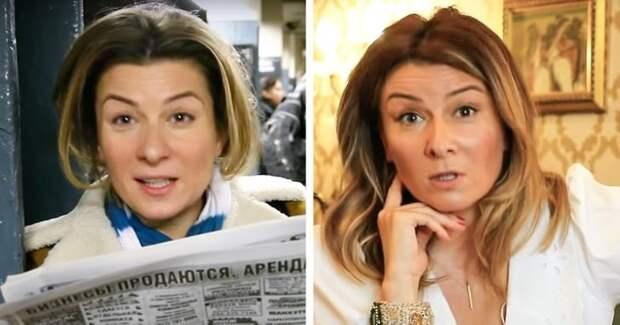 Фото российских телеведущих, когда они только начинали своё восхождение на звёздный олимп