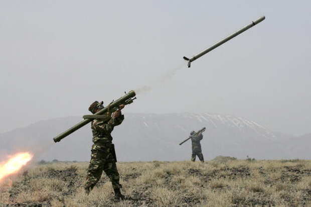 Аvia.pro: над Карабахом сбили ещё два военных вертолета