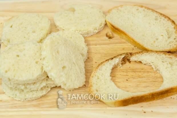 ЛЮБИМЫЙ ЗАВТРАК. Десерт из хлеба с творогом