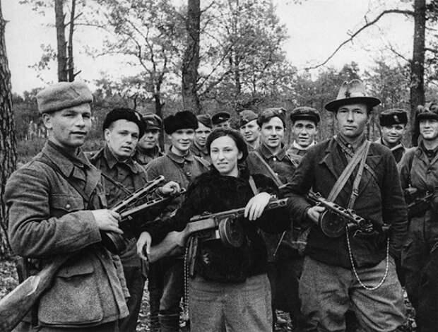 «Цыганский барон»: крупнейшая карательная операция немцев против партизан