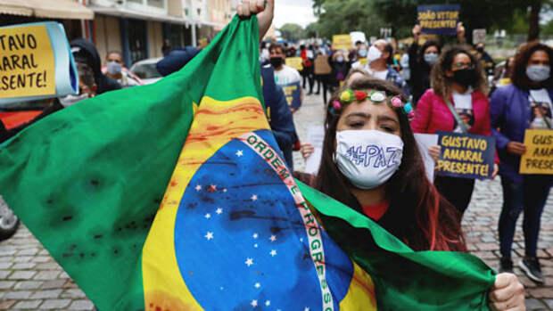 Коррупция и демократия. Гленн Гринвальд о влиянии США на политику в Бразилии