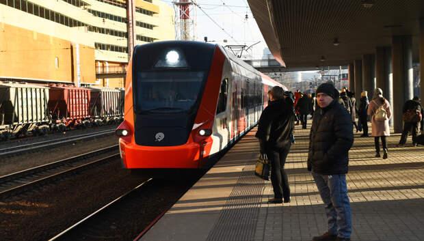 Движение поездов на МЦД ввели в график