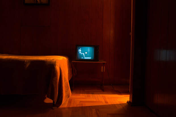 Мексика: красная комната