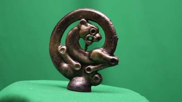 Ученые выяснили, что древние ювелиры ценили скифо-сибирский звериный стиль