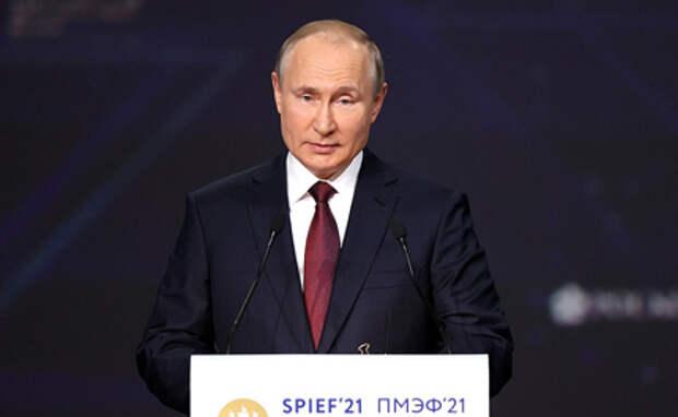 Путин поручил освободить малый и средний бизнес от избыточного антимонопольного контроля