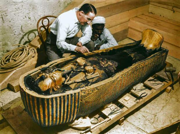 Тайна ножа Тутанхамона