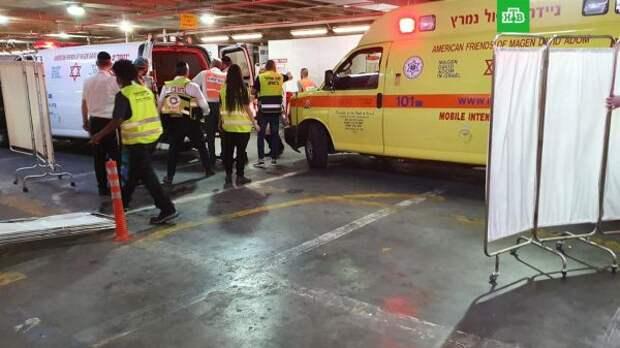 СМИ: Число пострадавших при обрушении синагоги вИзраиле вуросло до219 человек