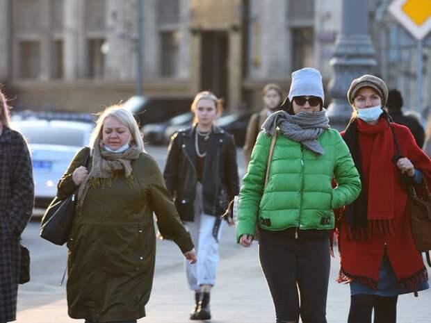 Москвичей предупредили о высоком давлении