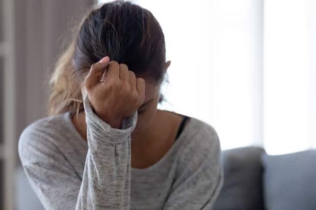 Медики рассказали, что нужно делать при первых признаках депрессии