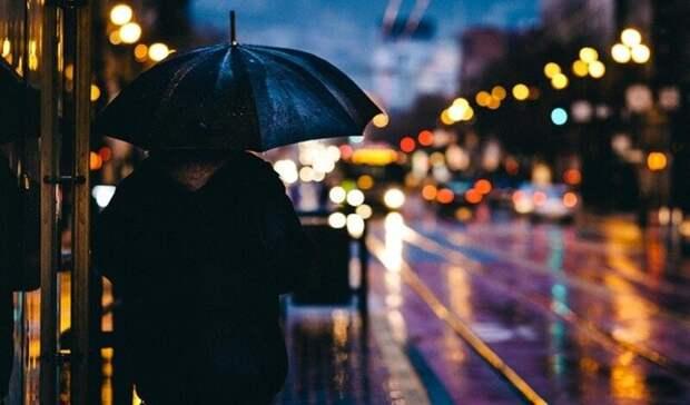 Ввоскресенье вРостове-на-Дону снова ожидаются дожди