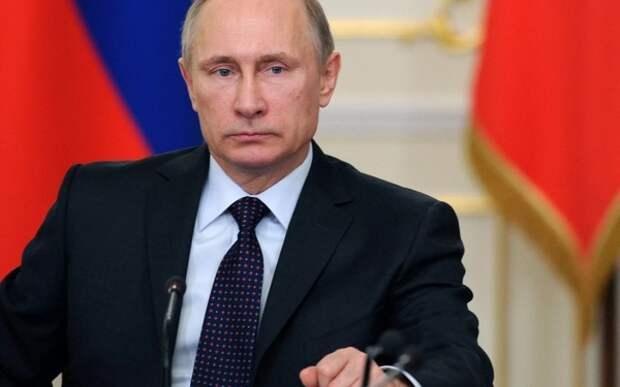 Путин поручил подготовить план по снятию ограничительных мер с 12 мая