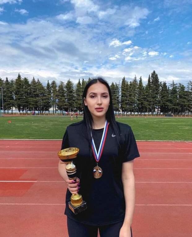 Спортсменка из Ялты выиграла всероссийские соревнования в Адлере