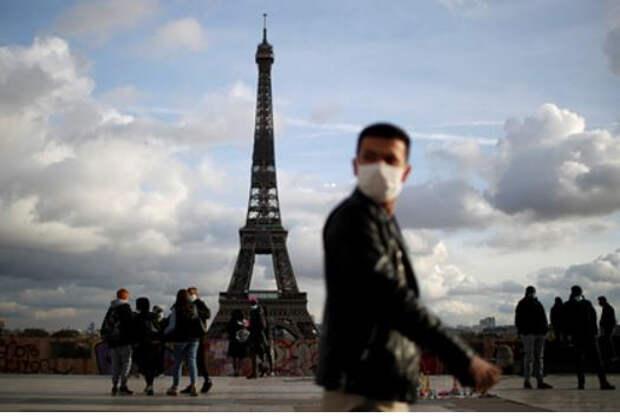 Во Франции началась четвертая волна коронавируса