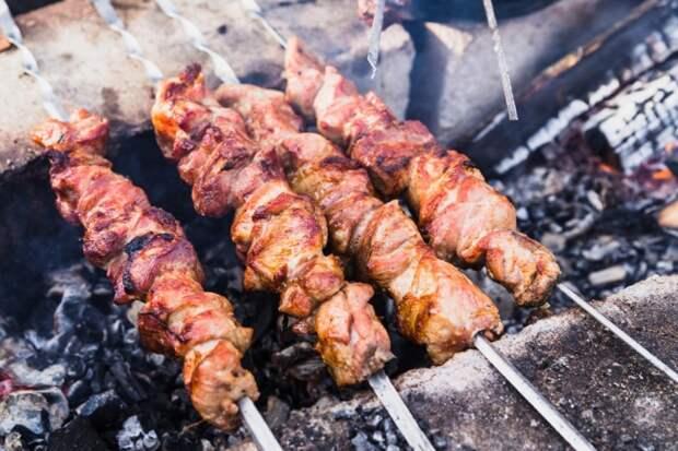 как приготовить армянский шашлык из баранины