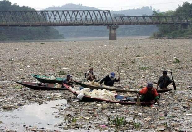 Самая грязная река в мире