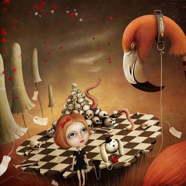 11 скрытых деталей, которые автор зашифровал в «Алисе в Стране чудес».