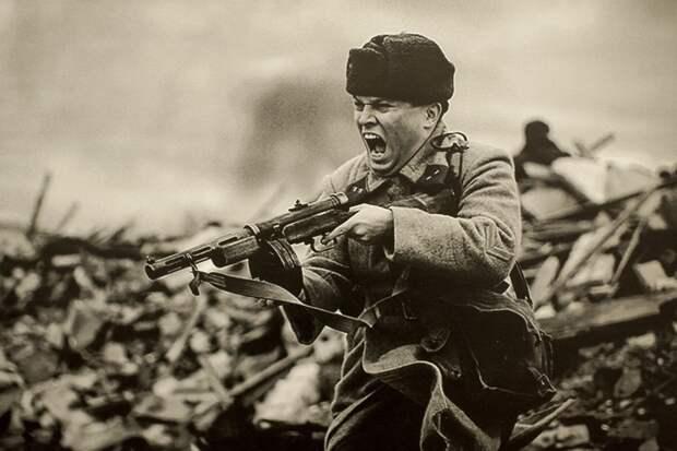 За что воевали советские люди