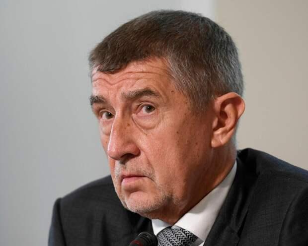 Премьер-министр Чехии Андрей Бабиш,