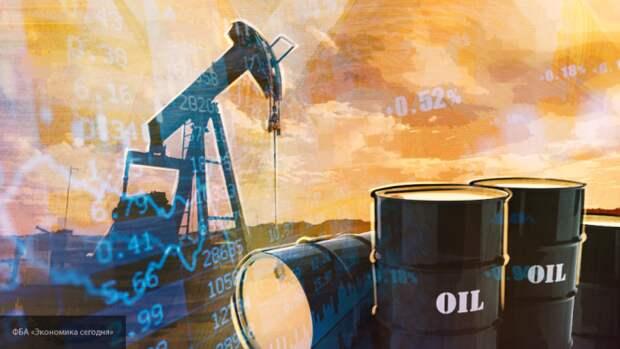 Цена на нефть может вновь упасть из-за конфронтации США и Китая