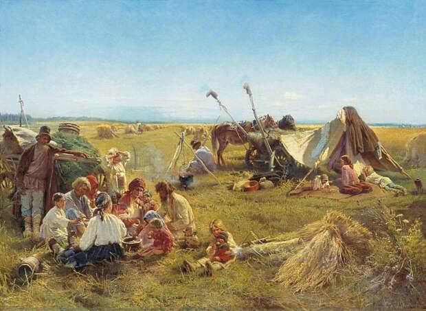 Крепостное право в России: миф и реальность