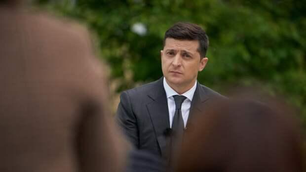 Зеленский прибыл в Луганскую область с послами стран G7 и ЕС